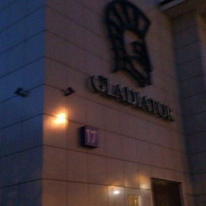 Снимок сделан в Гладиатор пользователем Marina L. 5/2/2012