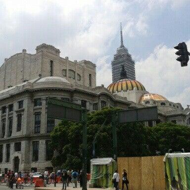 8/5/2012에 Arq. Daniel V.님이 Teatro Hidalgo에서 찍은 사진