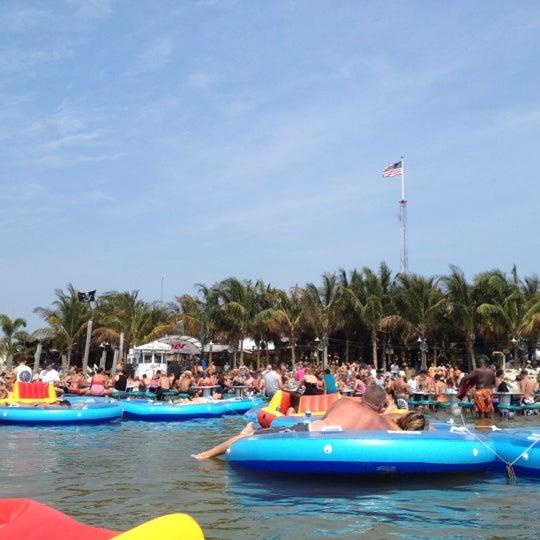 Photo taken at Seacrets Jamaica USA by Kristen W. on 6/29/2012