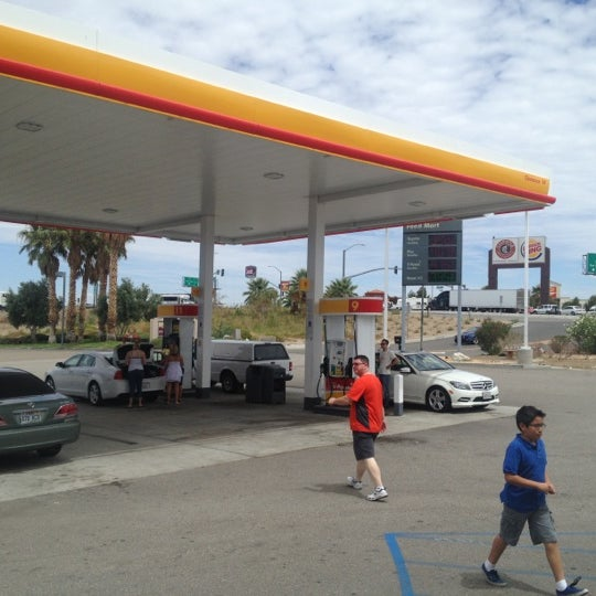 Photo taken at Shell by Sergey P. on 8/1/2012