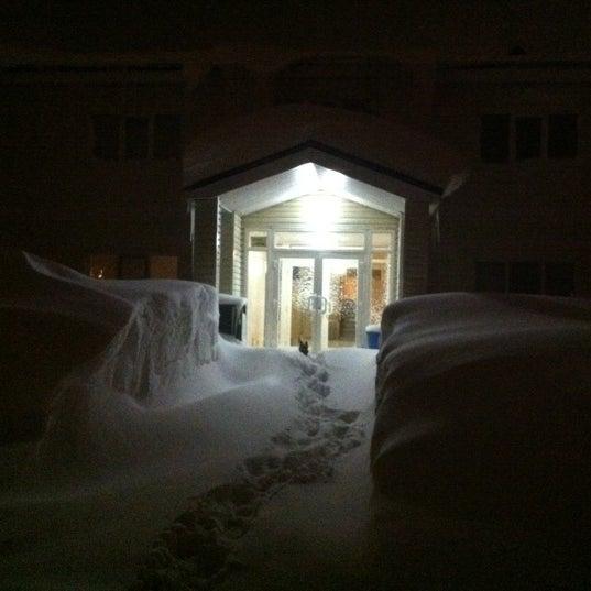 Снимок сделан в Рабочий поселок Зима пользователем Dmitry 4/4/2012