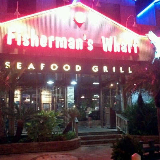 Photo taken at Fisherman's Wharf by Christopher C. on 8/20/2012