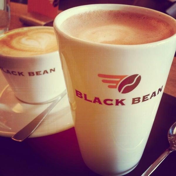 Photo taken at Black Bean by Mustafa I. on 8/10/2012
