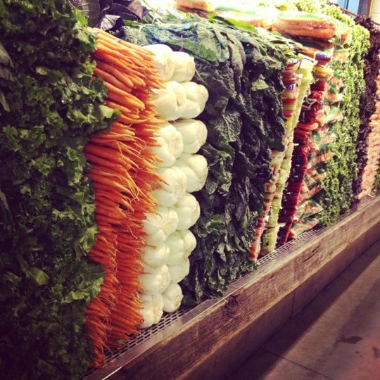 What Types Of Food Are Good For A Salad Bar