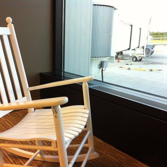 Photo taken at Portland International Jetport (PWM) by Anne L. on 7/1/2012