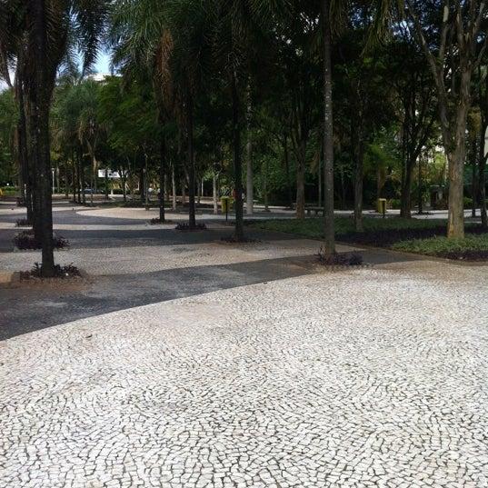 Photo taken at Calçadão Oiapoque by Paulo A. on 3/25/2012