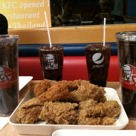 Photo taken at KFC by Vasto O. on 3/27/2012