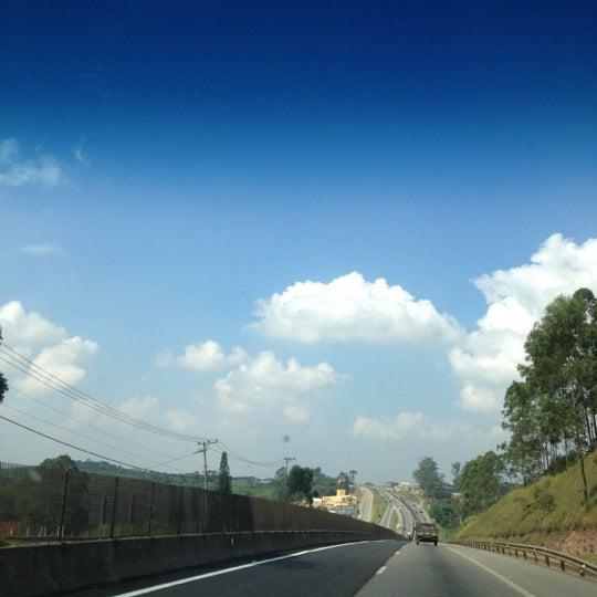 Photo taken at Rodovia Raposo Tavares by Rodrigo Fv E. on 4/18/2012