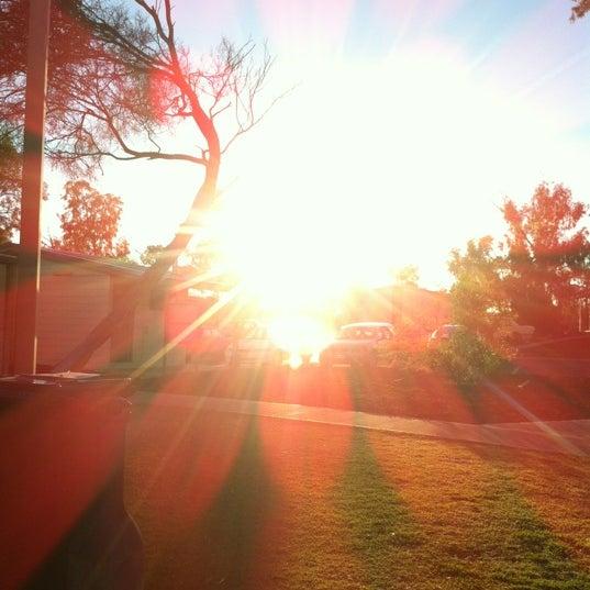Photo taken at Roxby Village by Nadéne M. on 9/3/2012