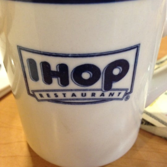 Photo taken at IHOP by Kevin S. on 4/23/2012