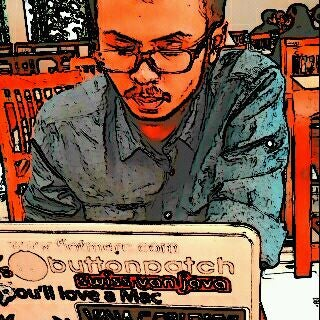 Photo taken at Cafetaria ITENAS by Iqbal A. on 3/22/2012