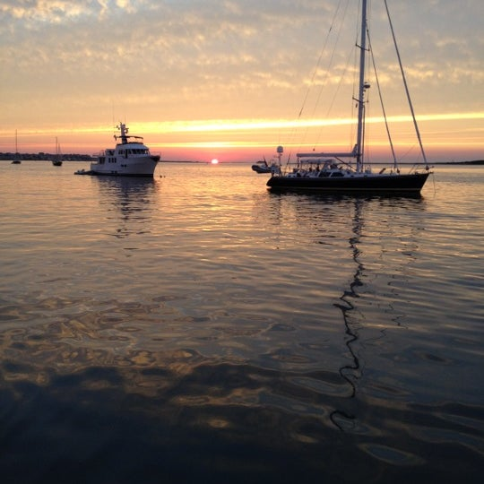 Photo taken at Nantucket Boat Basin by Marcia A M. on 8/8/2012