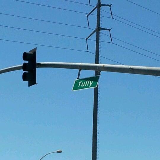 Photo taken at Tully by jaslene L. on 6/7/2012