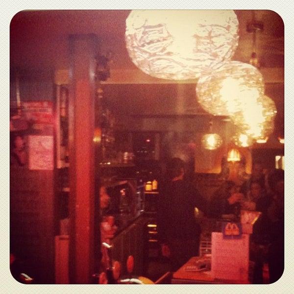 Photo taken at La Perle by Oliv G. on 3/17/2012
