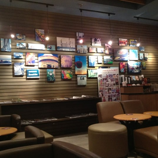 Photo taken at Seattle's Best Coffee by Anna L. on 9/8/2012
