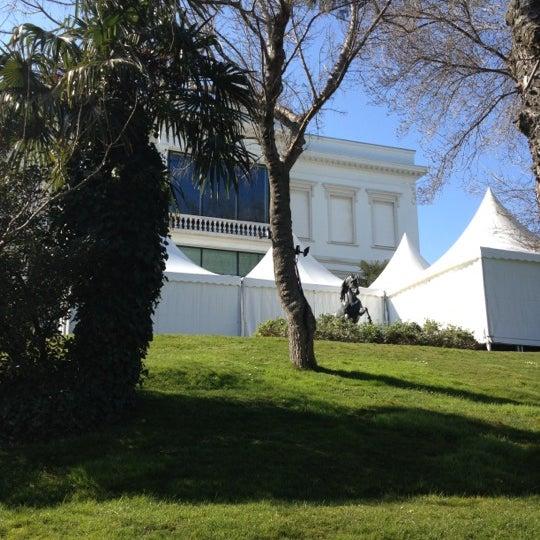 Das Foto wurde bei Sakıp Sabancı Müzesi von Ezgi E. am 3/17/2012 aufgenommen