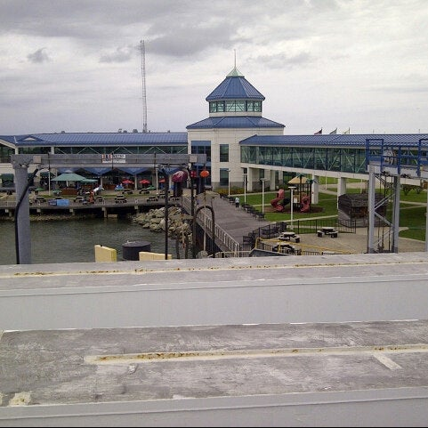 Photo taken at Cape May-Lewes Ferry | Cape May Terminal by Chris L. on 8/26/2012