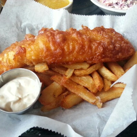 The anchor fish chips sheridan 302 13th ave ne for Anchor fish and chips