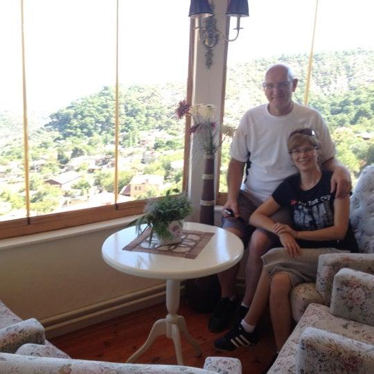 8/29/2012 tarihinde Gönül K.ziyaretçi tarafından Öngen Country Hotel'de çekilen fotoğraf