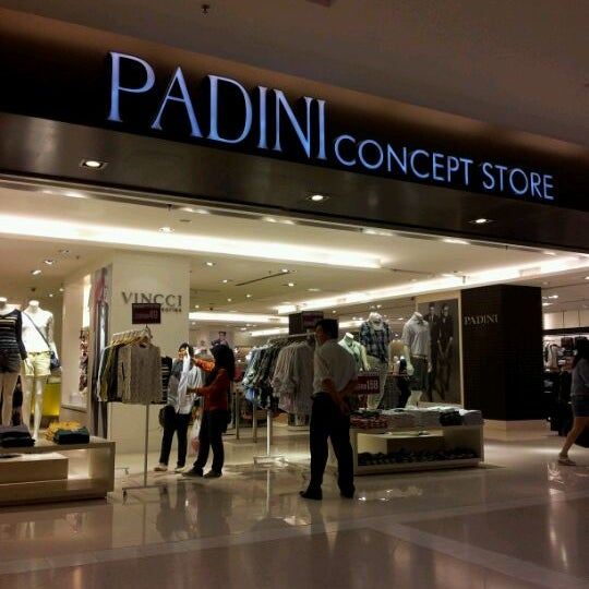 leadership of padini concept store Padini concept store  information  today, padini group is a leader in the multibillion textile and garment industry in malaysia we have nine labels in our family of brands and retail in 330 freestanding stores, franchised outlets and consignment counters in malaysia and around the world our labels proudly carry the made in malaysia stamp.