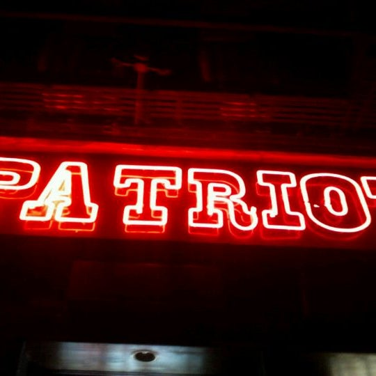 Photo taken at The Patriot Saloon by Matt M. on 7/15/2012