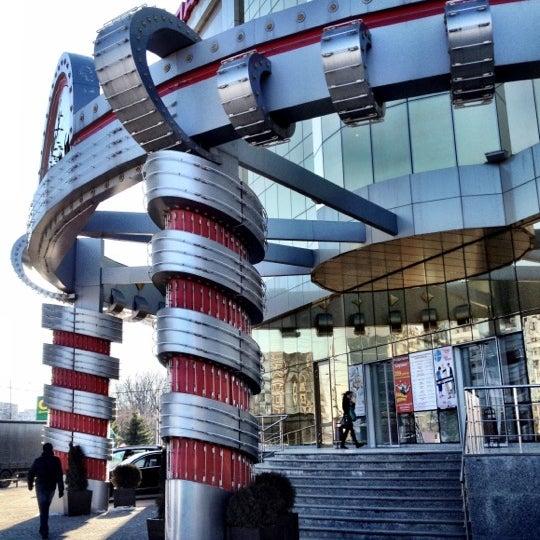 Снимок сделан в PK «Парк Европа» пользователем Александр К. 2/6/2012