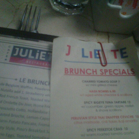 Photo taken at Juliette by ANDY P. on 9/1/2012