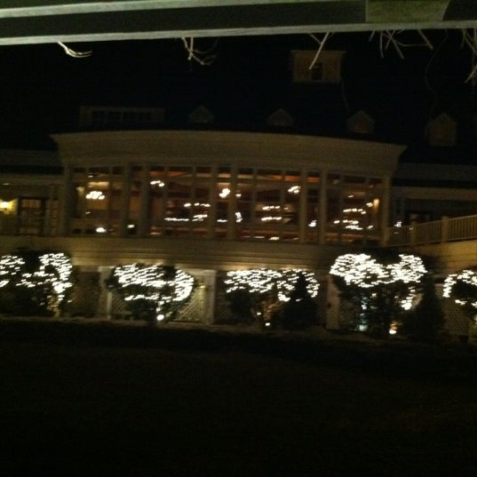 Photo taken at Bedford Village Inn by Amanda M. on 2/12/2012