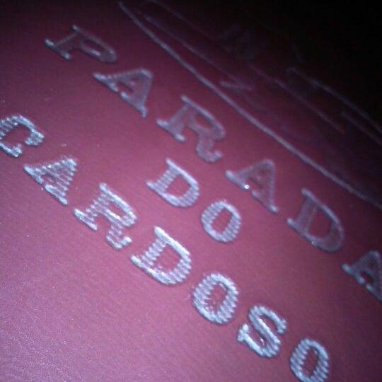 Foto tirada no(a) Parada do Cardoso por Tiago T. em 3/23/2012