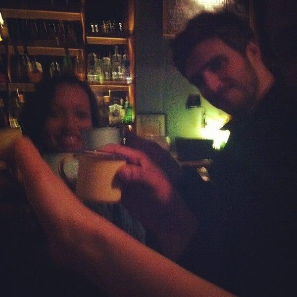 Photo taken at Soda Popinski by Virginia L. on 4/1/2012