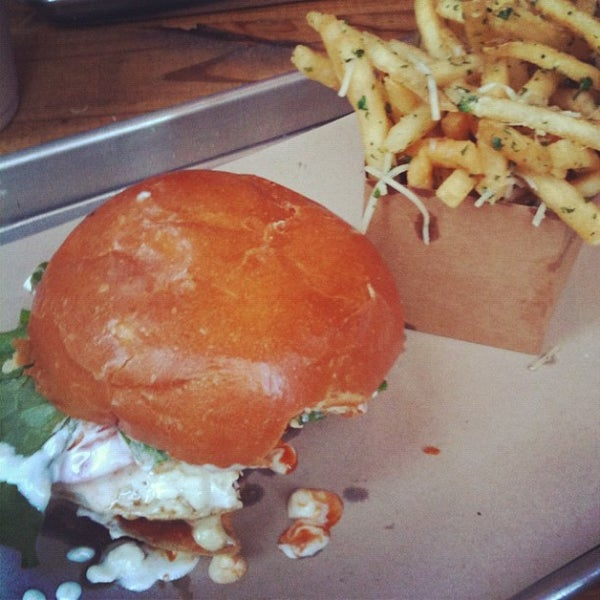 Photo taken at Chop House Burger by Craig R. on 5/10/2012