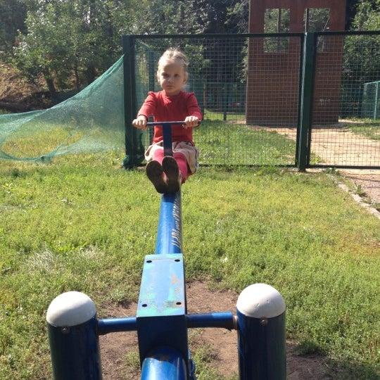 Снимок сделан в Щемиловский детский парк пользователем Vasily K. 8/13/2012