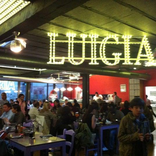 Photo prise au Luigia par Ceylan A. le4/3/2012