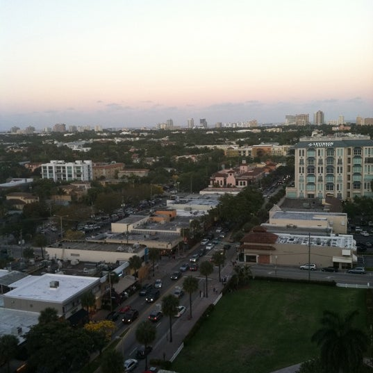 Photo taken at Riverside Hotel by Taylor D. on 3/23/2012