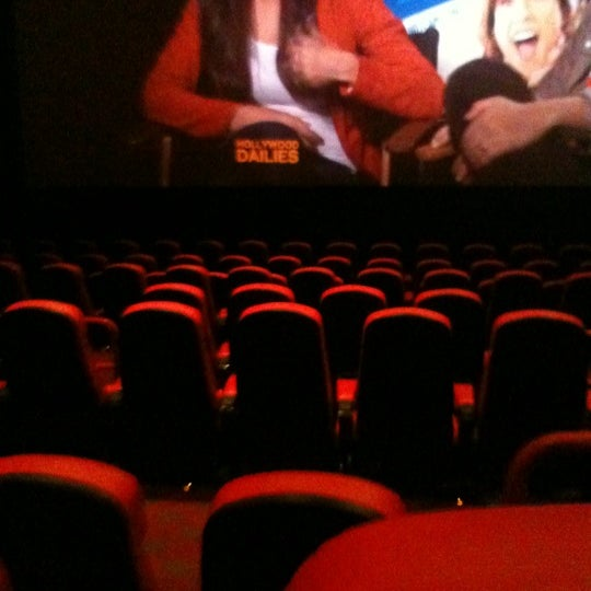 Photo taken at Frank Theatres - Queensgate Stadium 13 by Jake C. on 7/7/2012