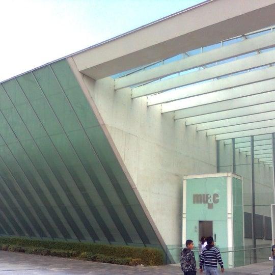 Foto tomada en MUAC (Museo Universitario de Arte Contemporáneo). por Mauricio E. el 8/8/2012