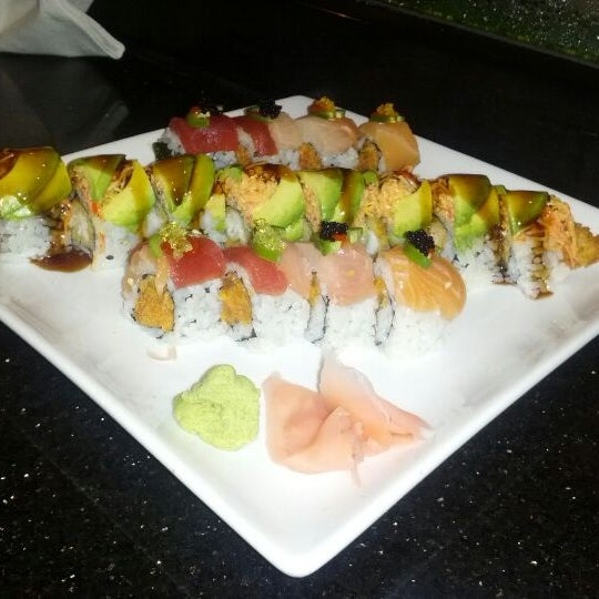Fuji Japanese Restaurant Greenville Nc