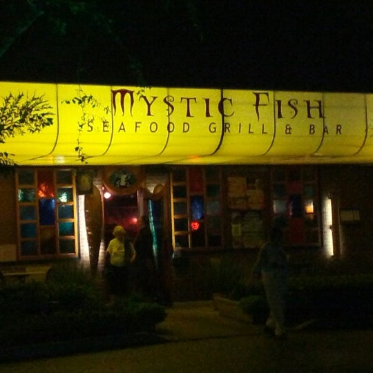 Mystic fish seafood restaurant for Mystic fish menu