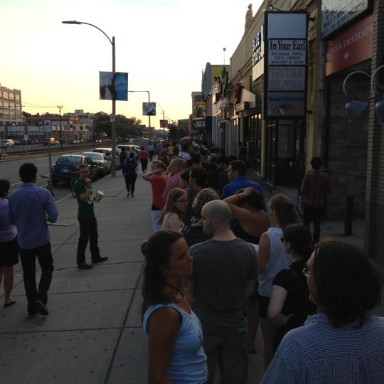 Photo taken at Paradise Rock Club by Joshua L. on 7/17/2012