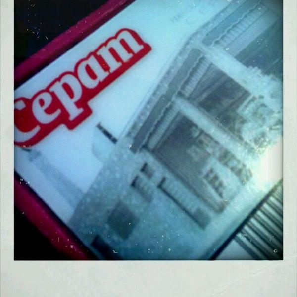 Снимок сделан в Cepam пользователем Diego B. 3/11/2012