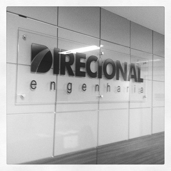 Foto tirada no(a) Direcional Engenharia por Thiago M. em 4/26/2012