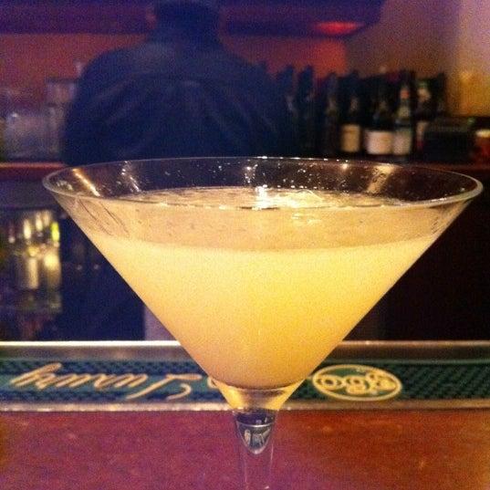 Photo taken at Village California Bistro & Wine Bar by Thaddeus C. on 2/10/2012