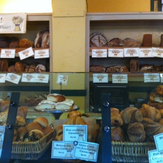 Photo taken at The Model Bakery by Kat F. on 7/6/2012