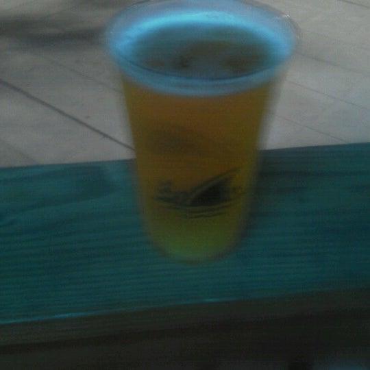 Photo taken at Landshark Bar & Grill by Jeff J. on 8/31/2012