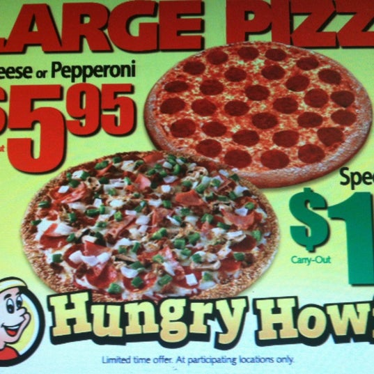 Hungry howies in plant city