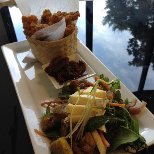 Photo taken at Tuihana Cafe. Foodstore. by Zoë B. on 6/30/2012