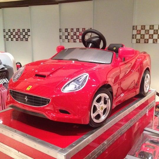 Ferrari Maserati Showroom and Dealership  Automotive Shop in The