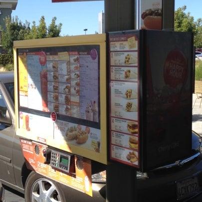 7/27/2012にDamnitがSONIC Drive Inで撮った写真