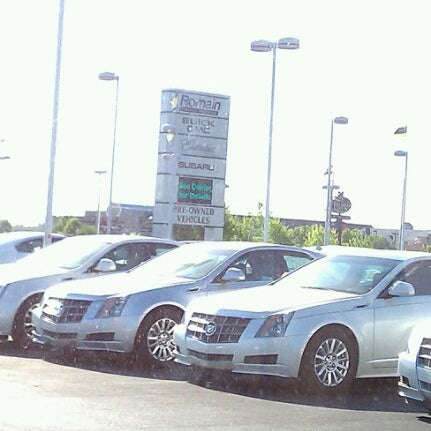 romain cross pointe auto park auto dealership in evansville. Black Bedroom Furniture Sets. Home Design Ideas