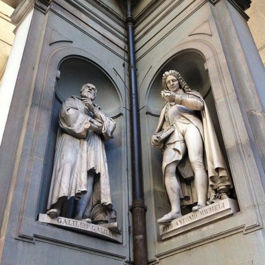 Photo taken at Uffizi Gallery by Kikuko I. on 6/17/2012
